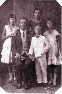 Stjepan Seljan s obitelji Foto: CEIK Braća Seljan