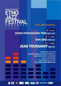 8. međunarodni etno-jazz festival Karlovac https://www.facebook.com/events/681994985229635/?fref=ts