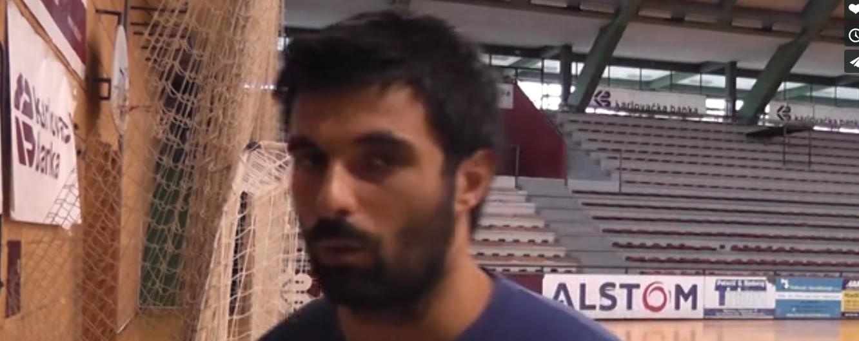 Dinko Đanković. Screenshot