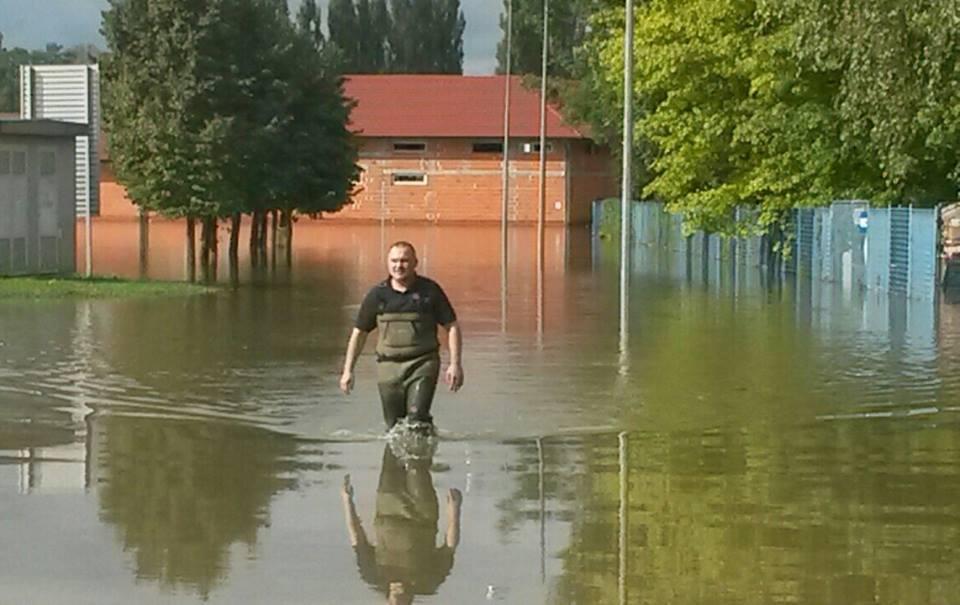 Damir Jelić, gradonačelnik Karlovca. Izvor: Facebook gradonačelnika
