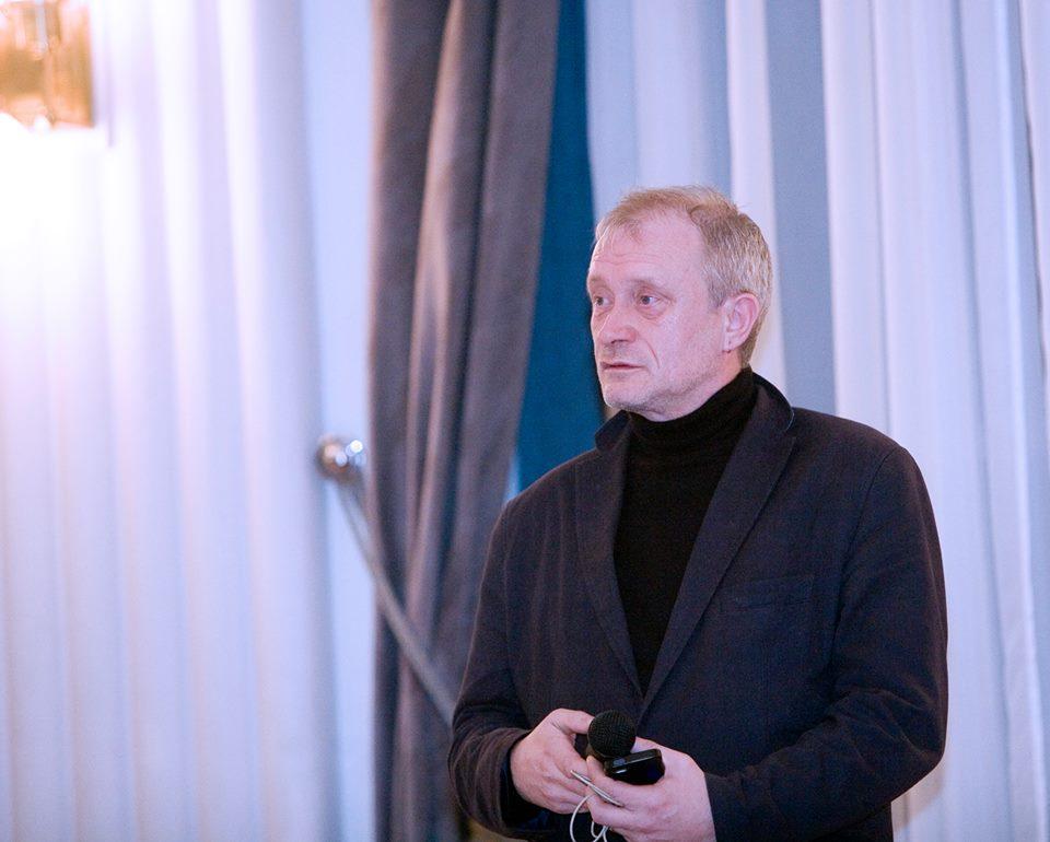 Željko Peratović. Foto: Centar za građansku hrabrost