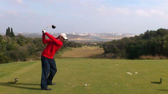Marin Štahan, prvak Hrvatske u golfu
