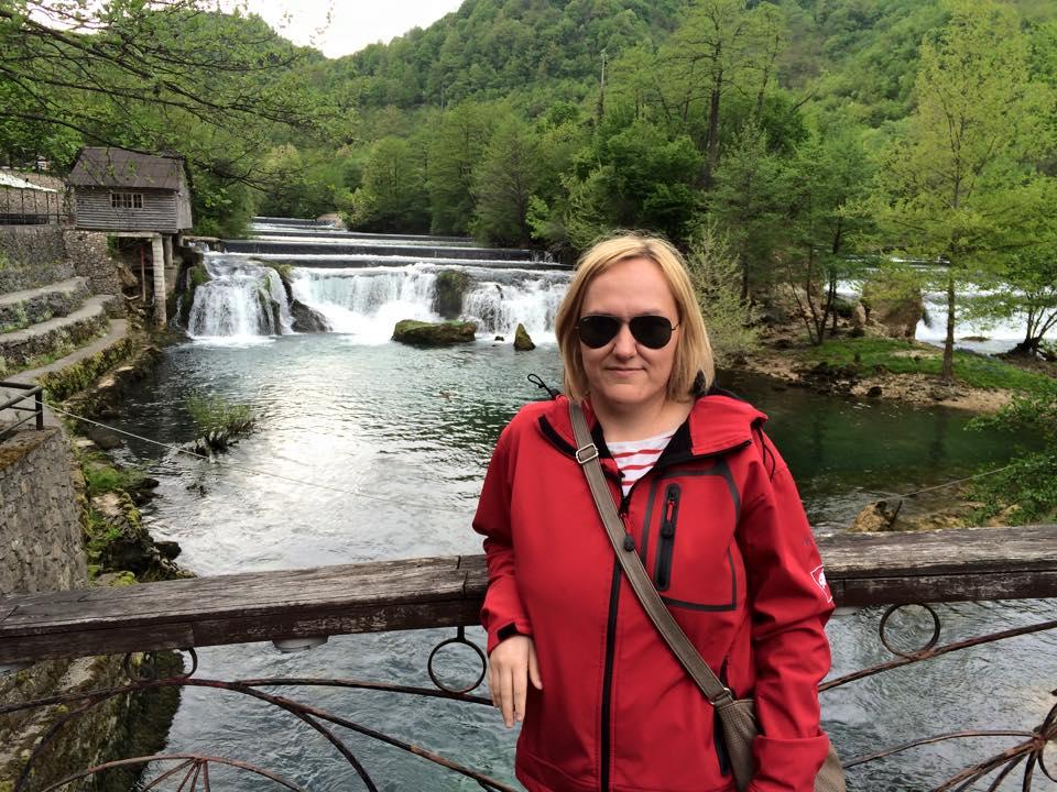 Marina Novaković Matanić. Foto: facbook arhiva