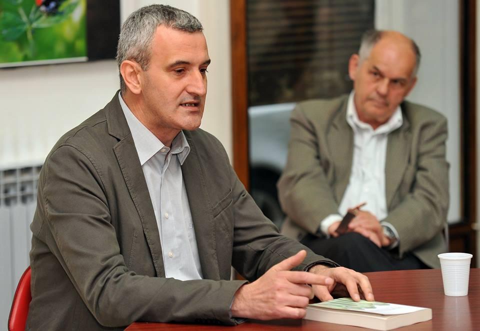 Polkaview: Damir Mandić. Foto: Igor Čepurkovski