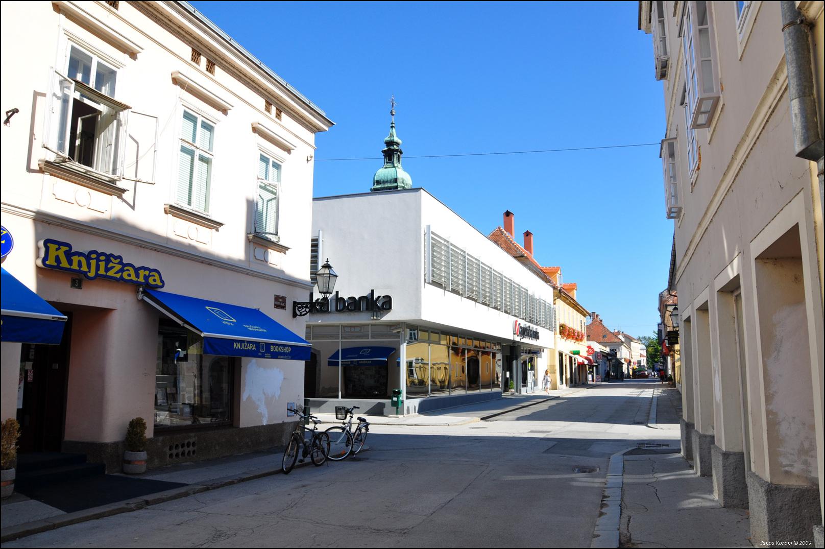 Radićeva ulica. Foto: János Korom. Izvor: https://www.flickr.com/photos/korom/