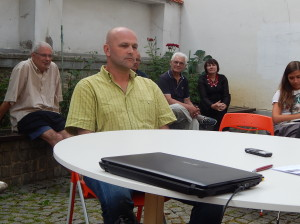 Saša Leković. Foto: Vedran Gvožđak