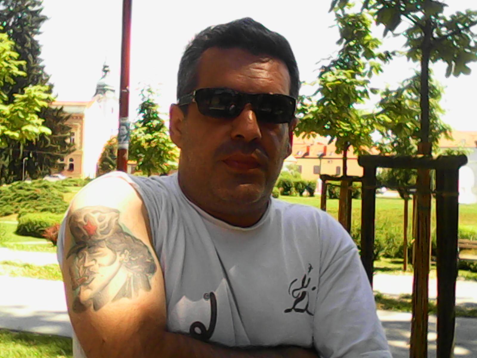 Goran Novaković. Foto: Marin Bakić