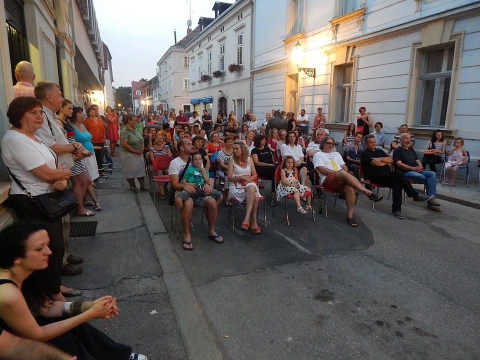 Koncert sastava Meretrio u Karlovcu. Foto: Marin Bakić