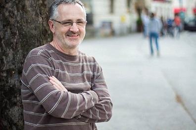 Mile Sokolić. Foto: Damjan Rožman