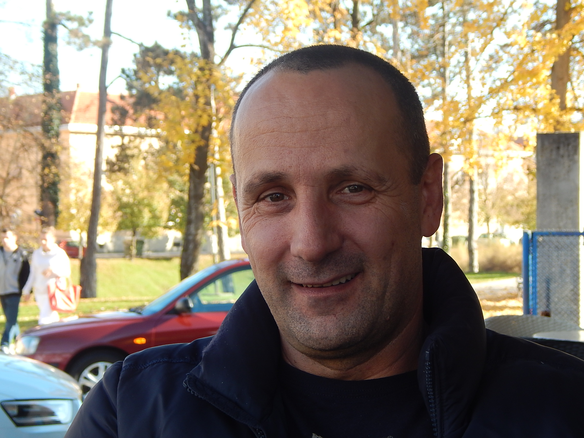 Davor Petračić, Karlovac, 9. 11. 2015. Foto: Marin Bakić
