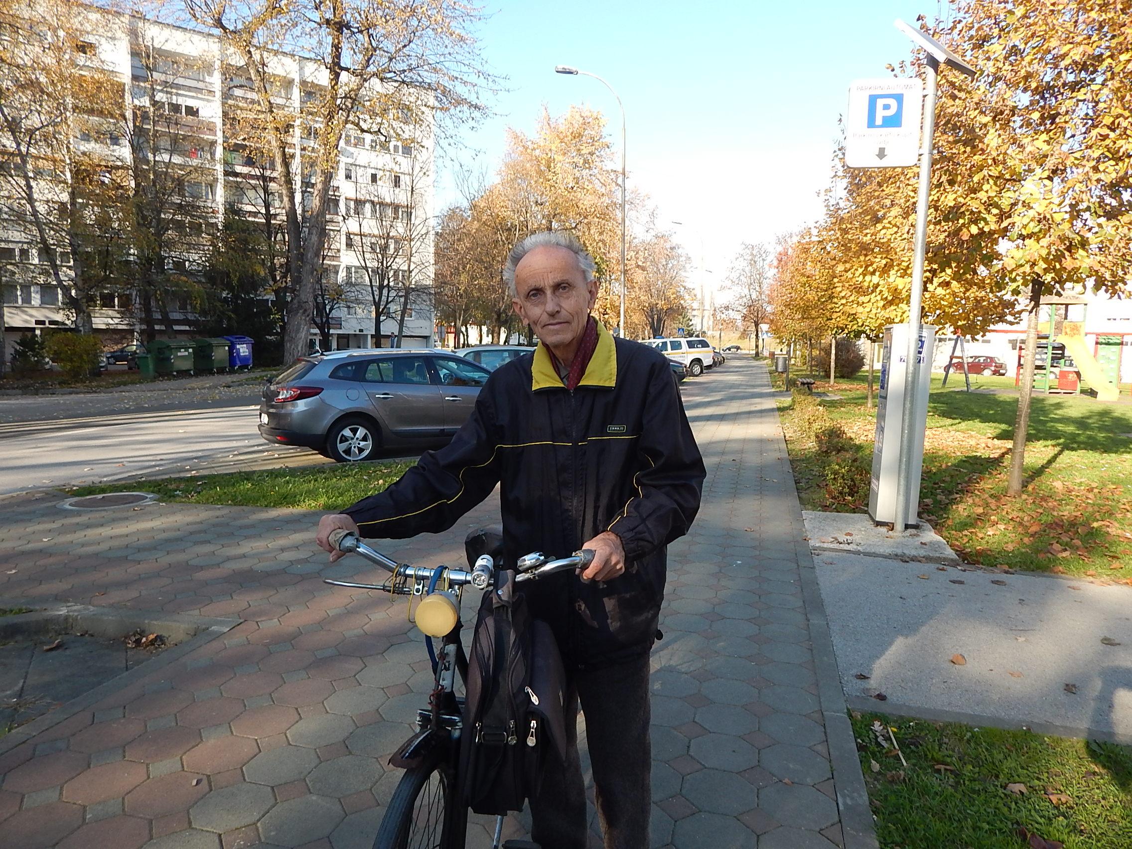 Borivoj Vitas. Foto: Marin Bakić