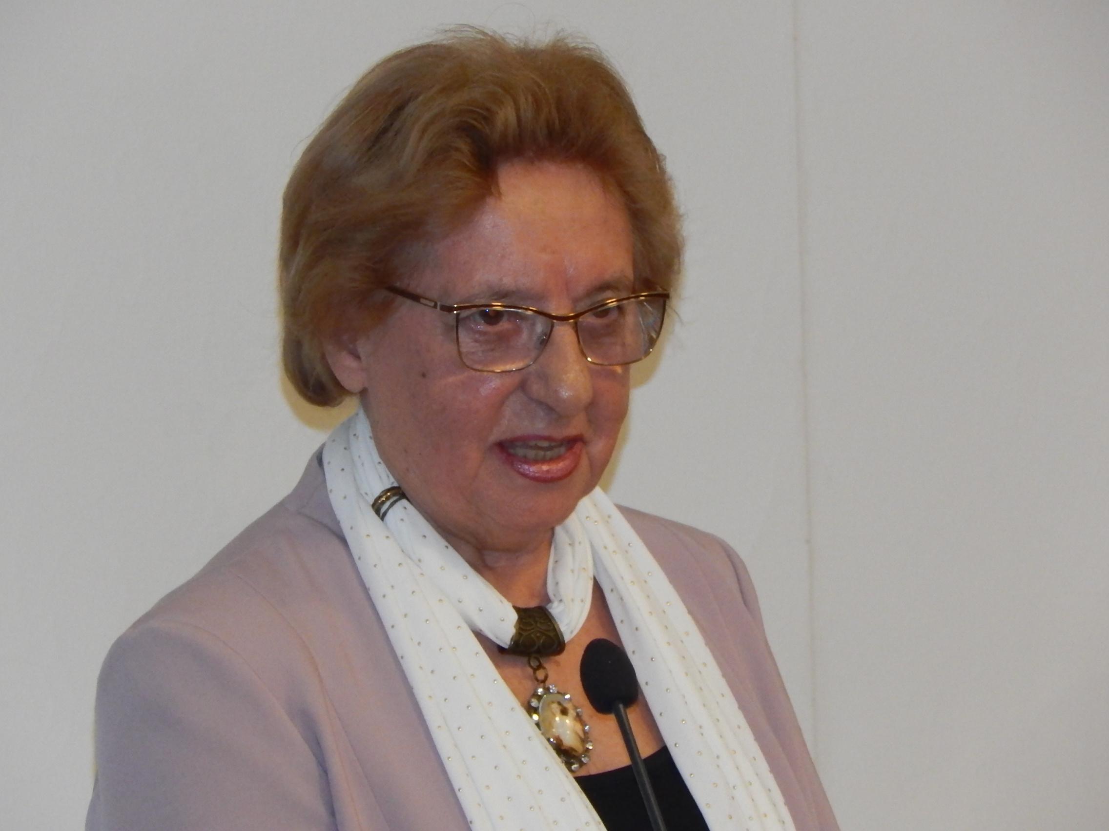 Helena Markulin Remenar. Foto: Marin Bakić