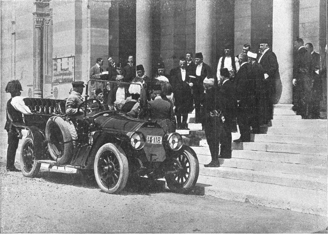 Doček prijestolonasljednika Franza Ferdinanda u Sarajevu 1914.