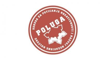 logotip poluga