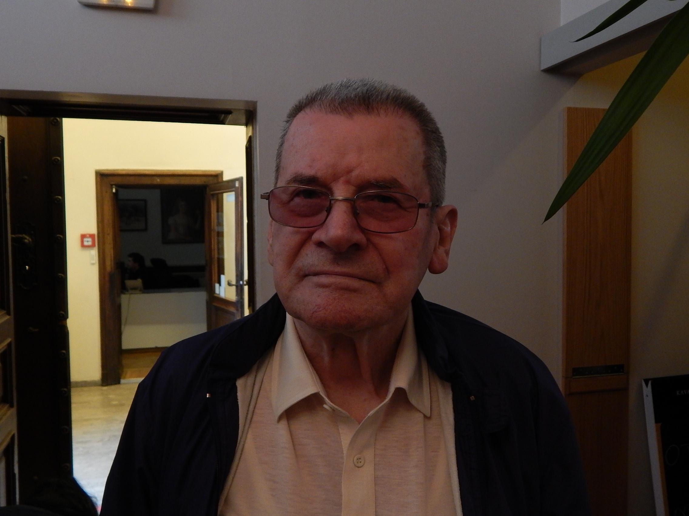 Vlado Bojkić. Foto: Marin Bakić