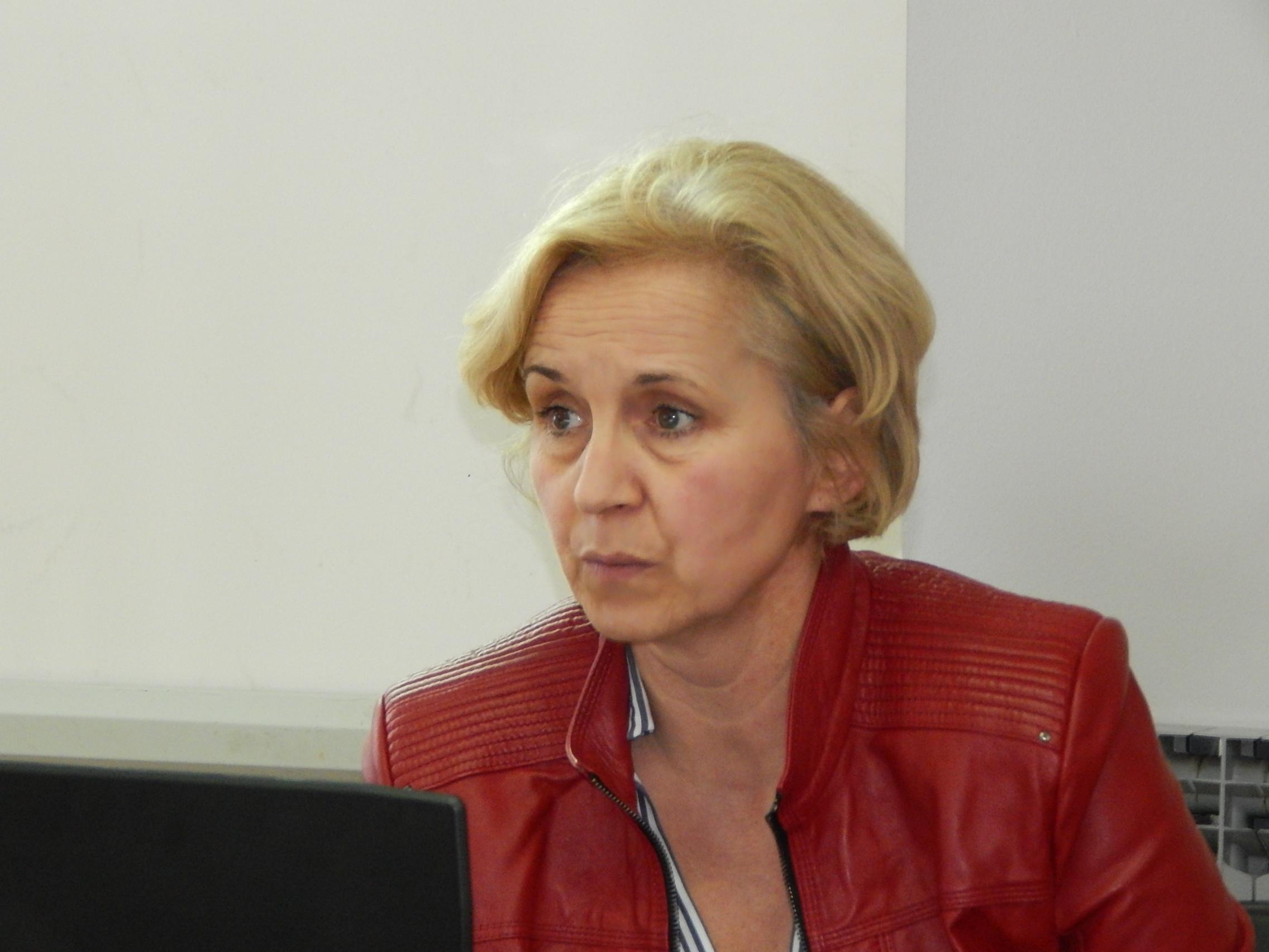 Renata Šeperić Petak. Foto: Marin Bakić