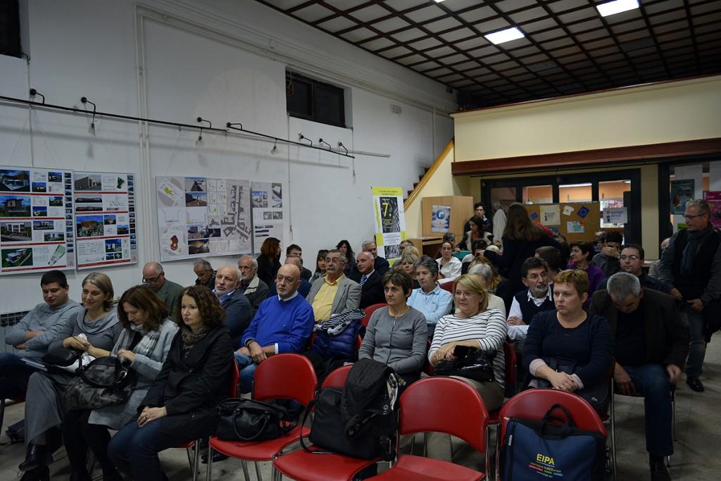 """Tribina """"Zvijezda i Karlovac"""", Knjižnica za mlade, 27. 10. 2016. Foto: Marinko Polović"""