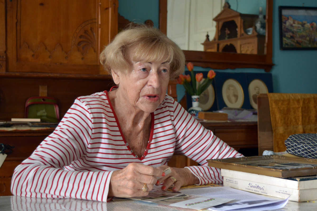Dubravka Metzger-Bjelajac. Foto: Marinko Polović