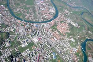 Urbanistička os Karlovca