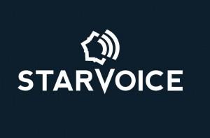 Star voice logotip