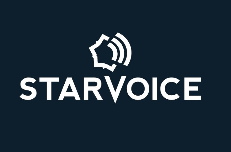 Star voice logotip