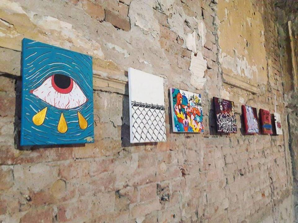 Izložba u Vukovaru. Foto: Denis Mikšić