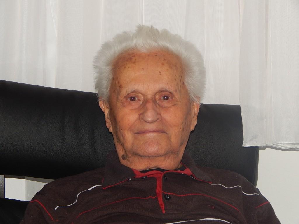 Zvonimir Jureša, 20. 12. 2106, dom obitelji Jureša. Foto: Marin Bakić