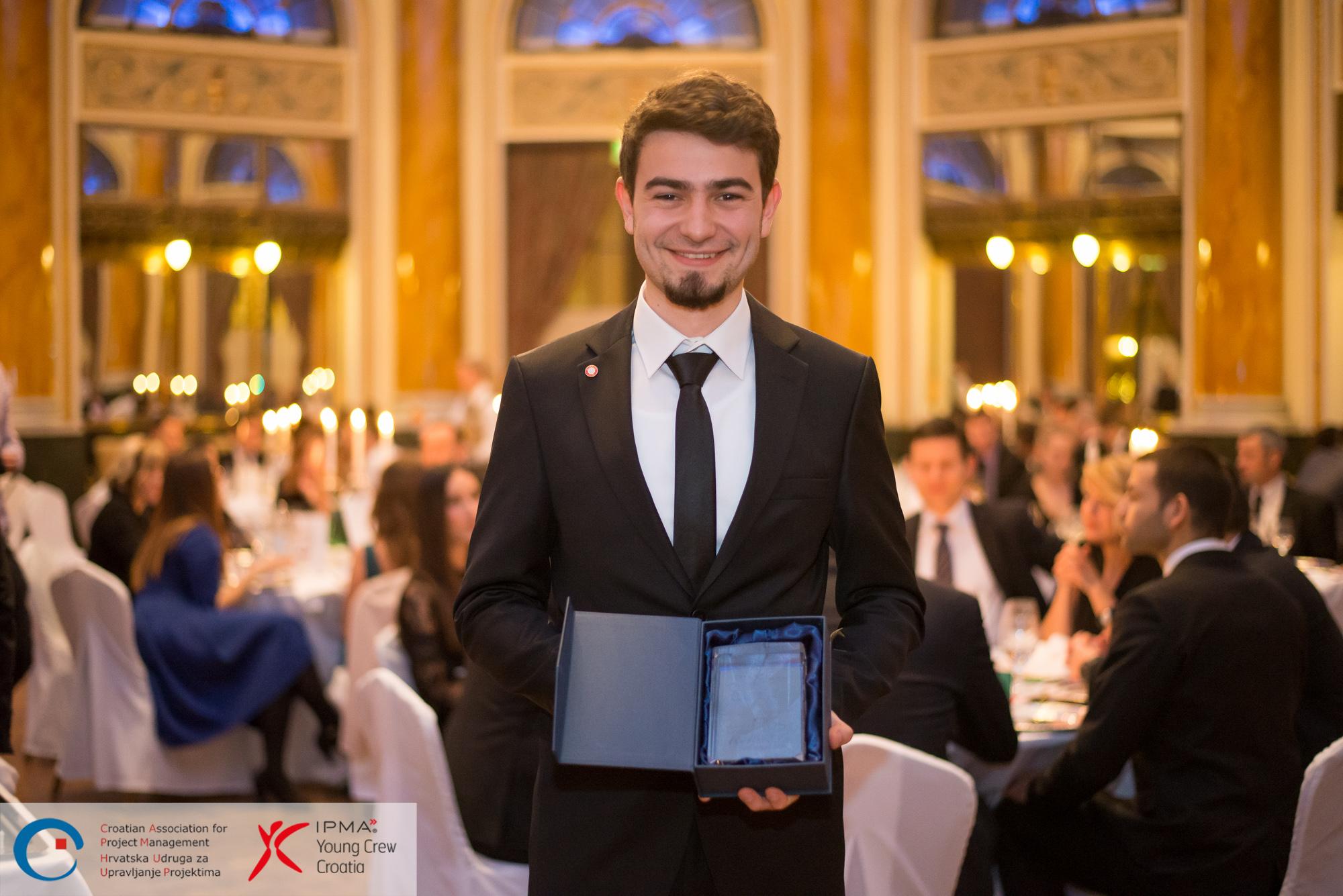 Filip Trezner. Foto: Foto dani mladih