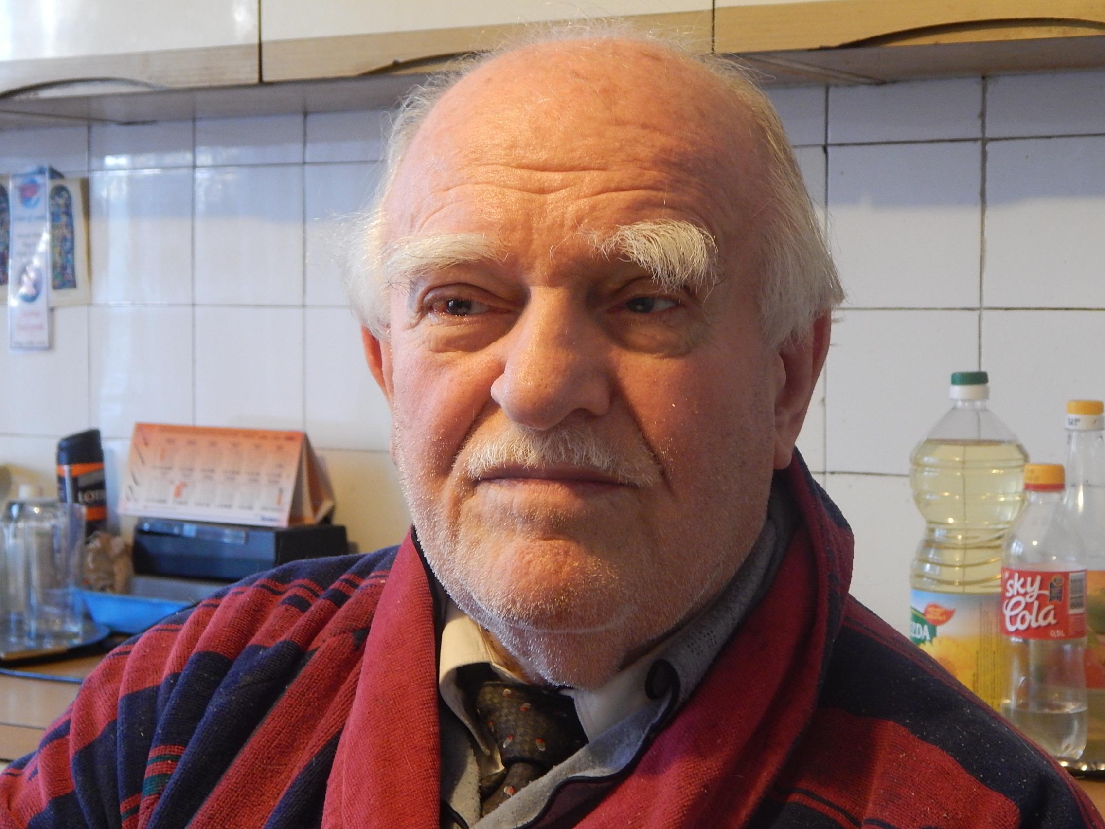 Nikola Paunović. Foto: Marin Bakić
