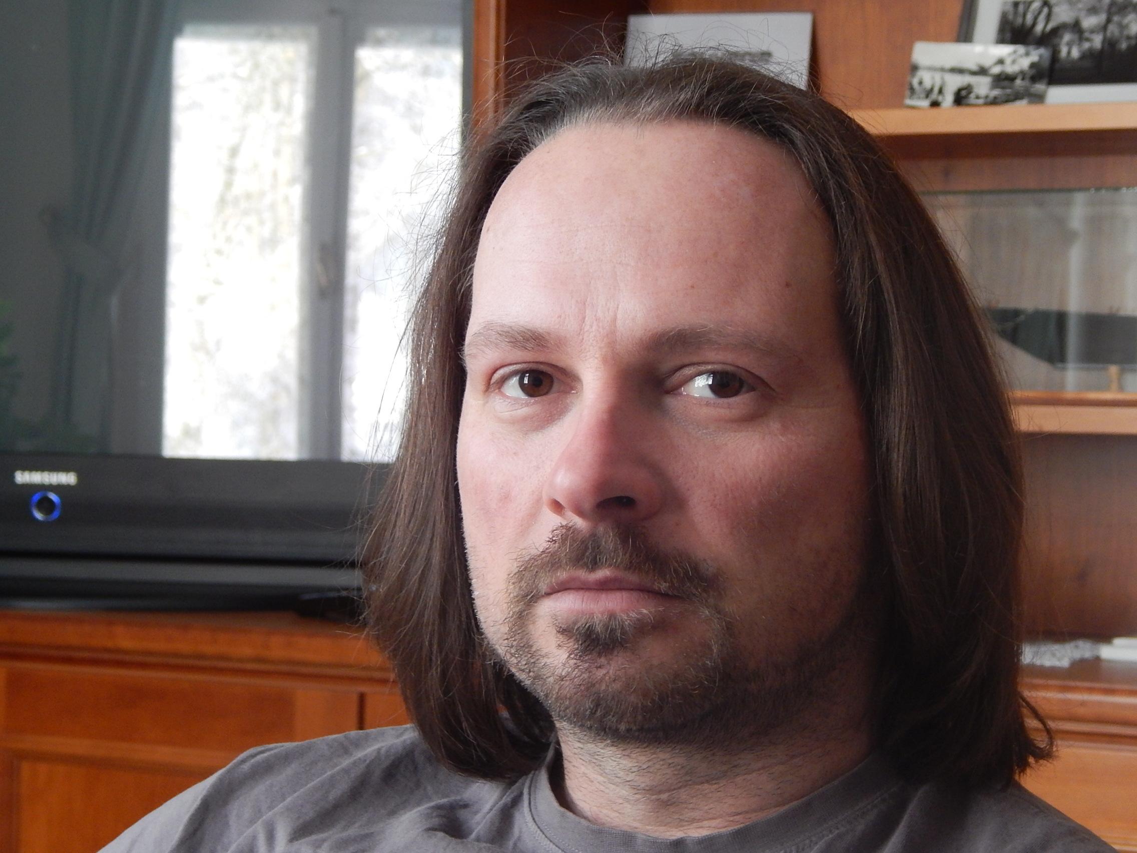 Mladen Valjak. Foto: Marin Bakić