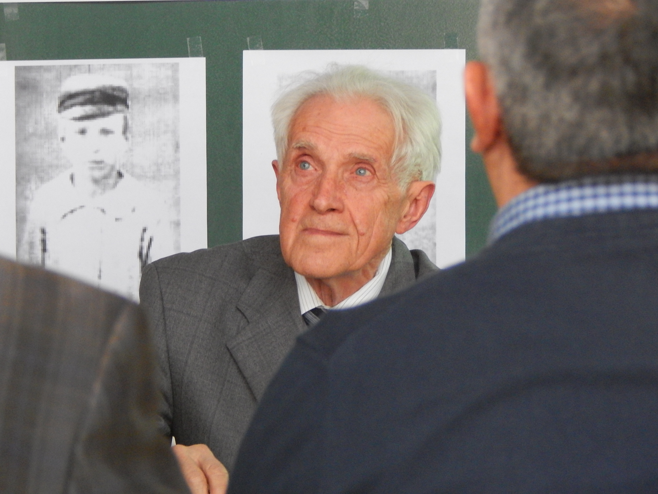 Mirko Butković, osnivačka skupština Udruge Nikola Tesla Karlovac, Karlovac, 25. 2. 2017. Foto: Marin Bakić