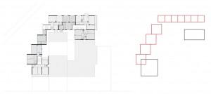 _tlocrt i shema strukture kompleksa
