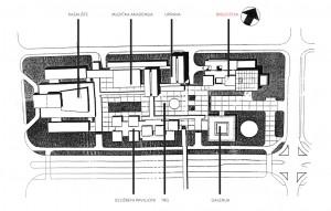 _urbanističko rješenje kulturnog centra