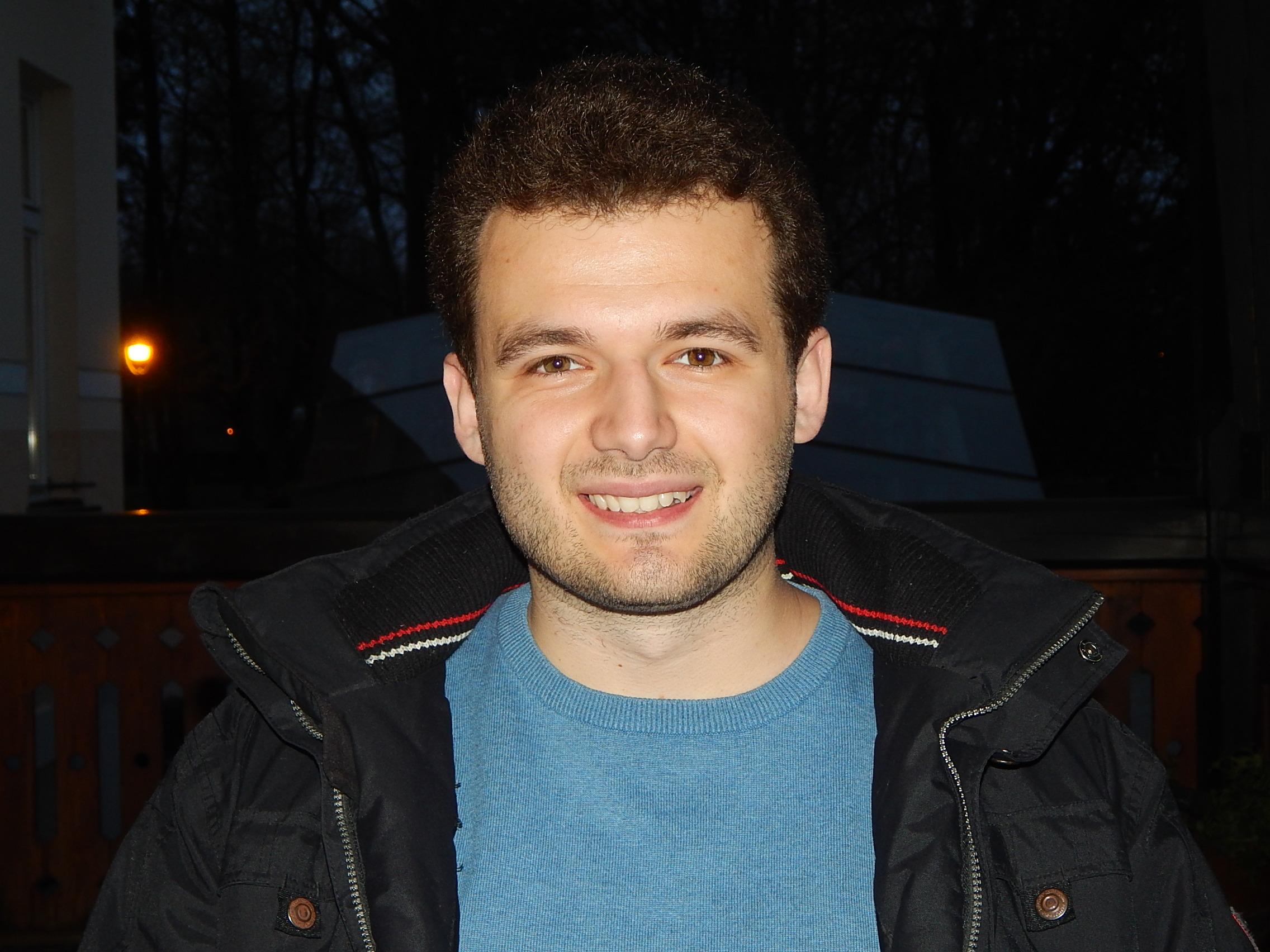 Ivor Lončarić. Foto: Marin Bakić