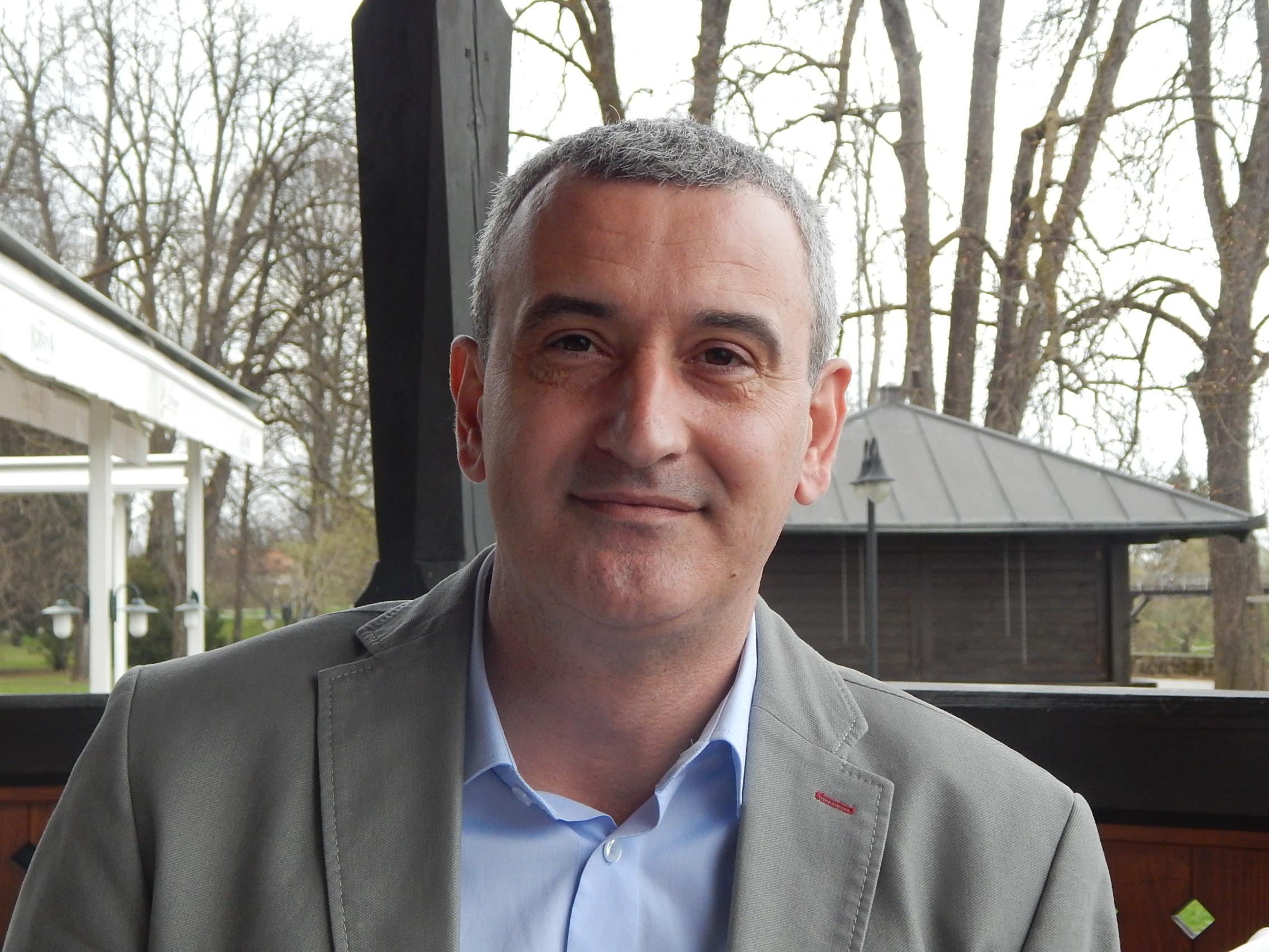 Damir Mandić. Foto: Marin Bakić