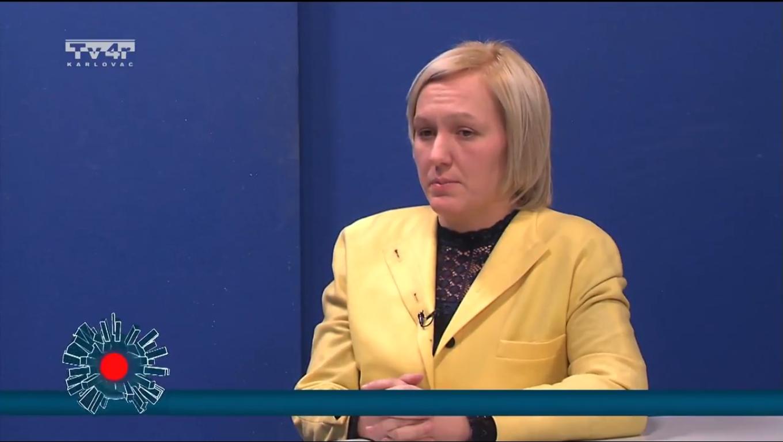 Marina Novaković Matanić. Foto: Skrinšot, TV4r