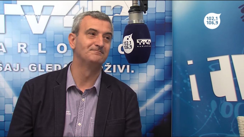 Damir Mandić (skrinšot: Trend)