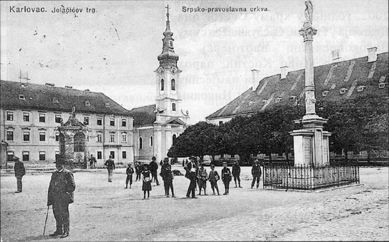 Crkva svetog Nikole. Izvor: http://www.eparhija-gornjokarlovacka.hr/Images/Eparhija/Karlovac/svnikola.jpg