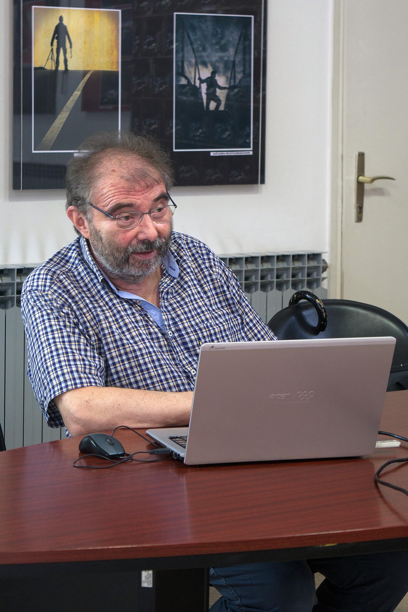 Vladimir Petrović. Foto: Marinko Polović
