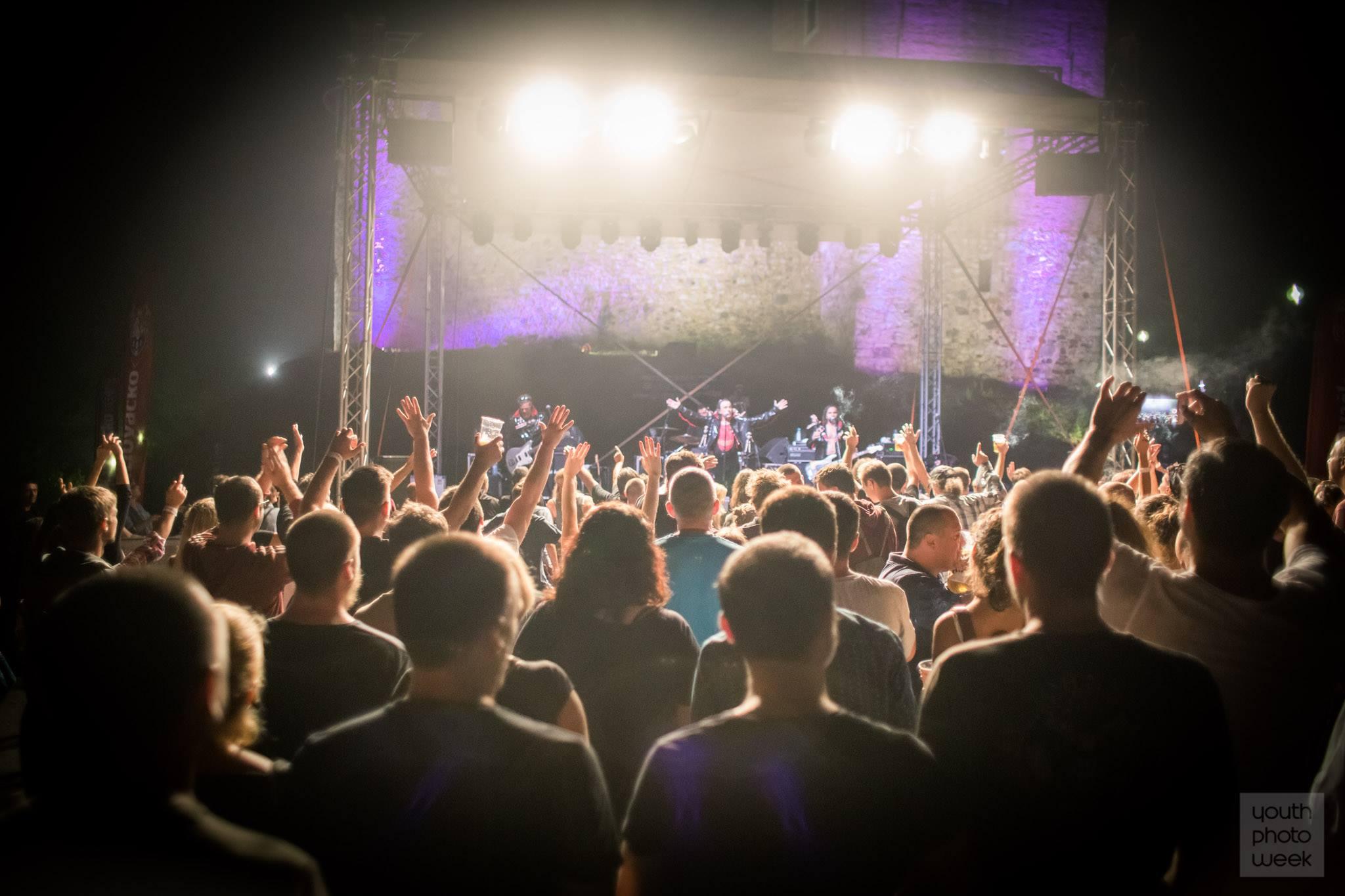 Let 3, Karlovac, 10. 8. 2017. Izvro: PickUp Music Festival