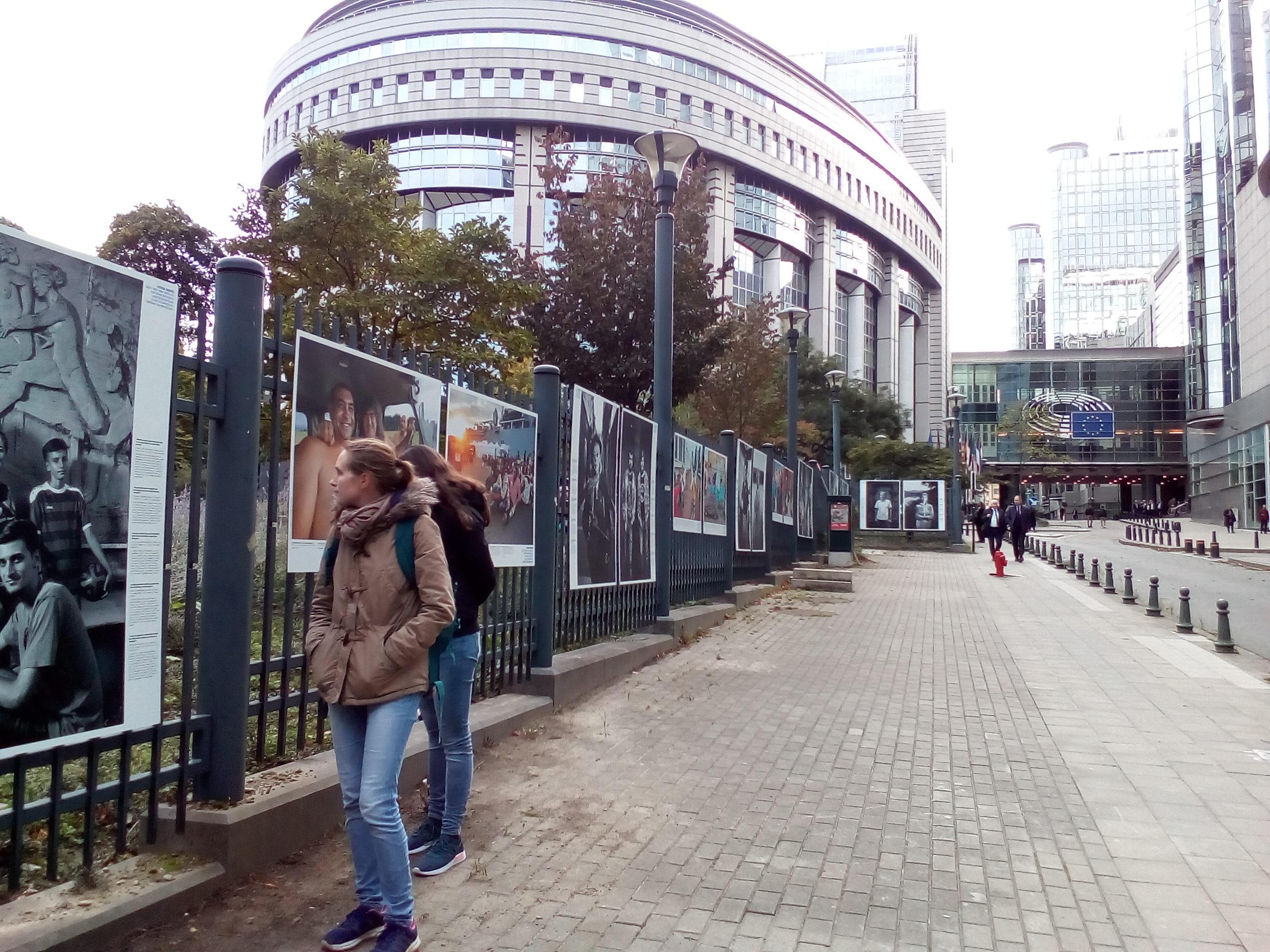 Bruxelles. Foto: Lucija Unuk
