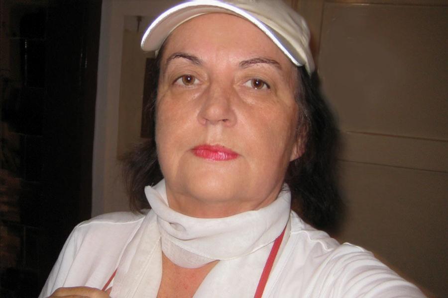 Irena Lukšić. Izvor: www.irenaluksic.com