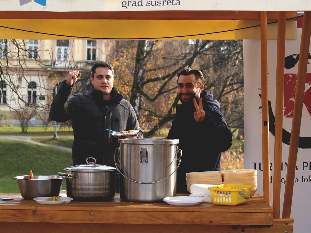 Giving Tuesday, Karlovac, 28. 11. 2017. Foto: Lena Mance