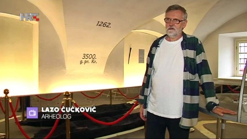 Lazo Čučković. Skrinšot HRT