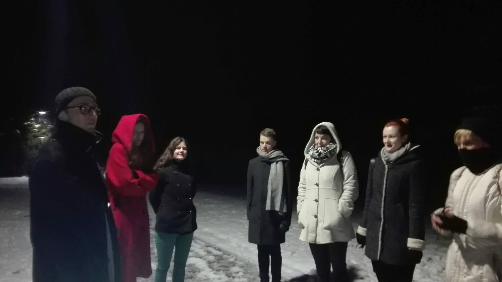50 pjesama za snijeg, Karlovac, 9. 12. 2017. Foto. Draženka Polović