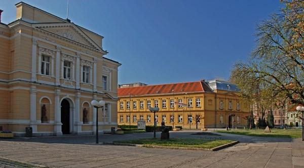 """Gradsko kazalište """"Zorin dom"""", Karlovac. Izvor: Grad Karlovac"""