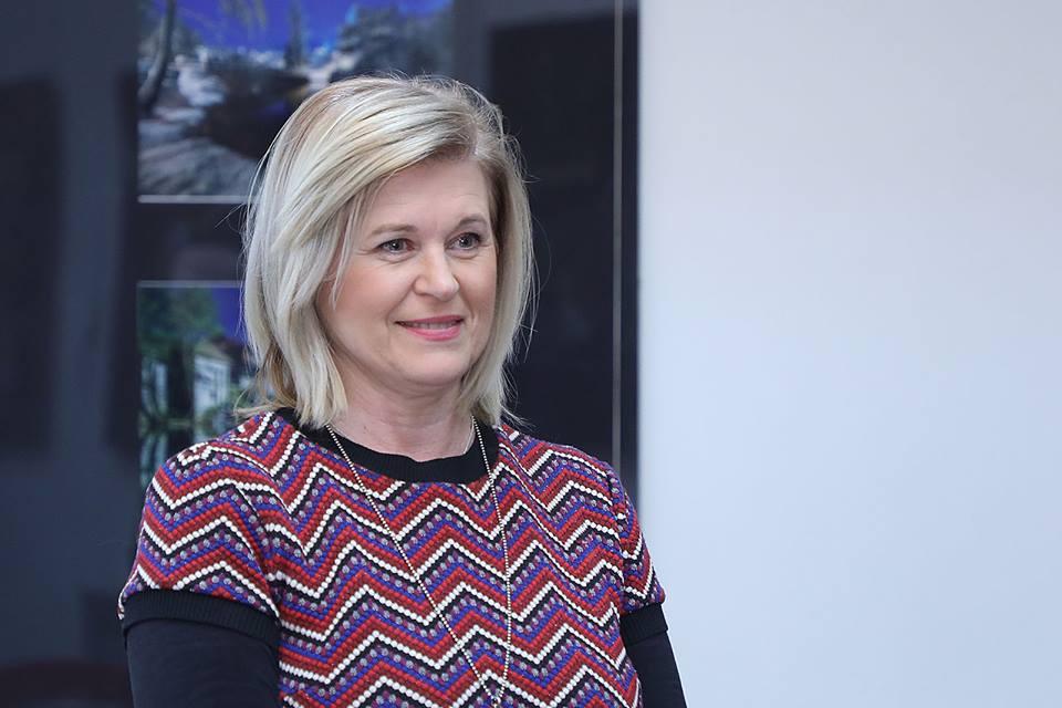 Predavanje Alis Marić u Knjižnici za mlade, 29. 1. 2018. Foto: Dinko Neskusil