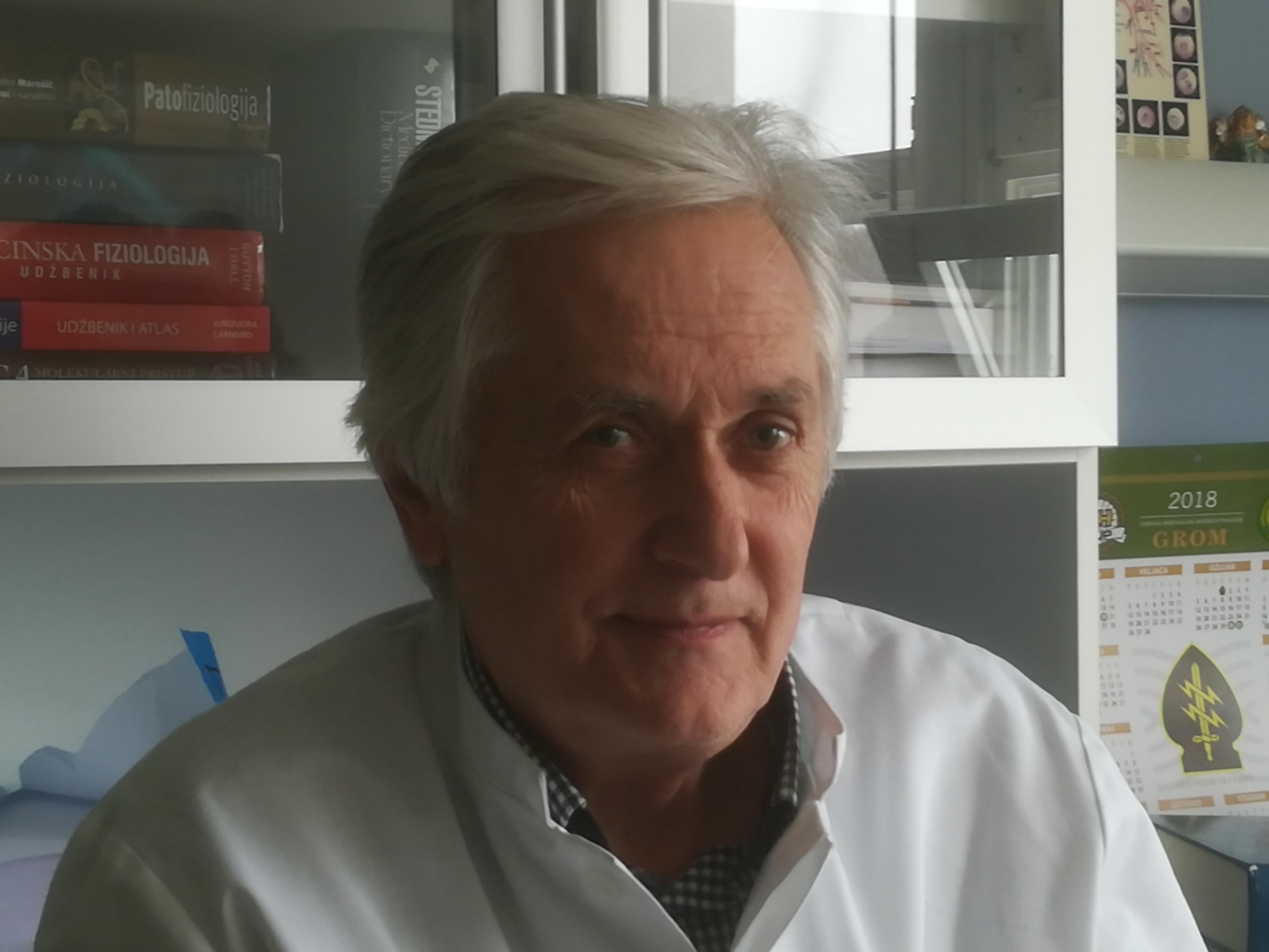 Josip Žunić. Foto Marin Bakić