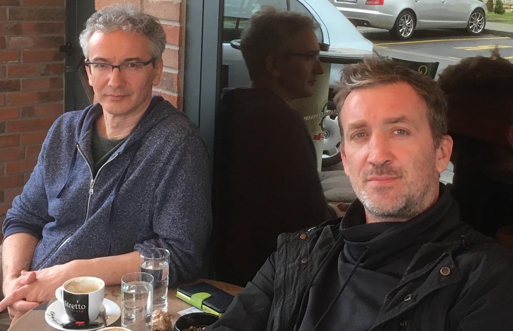 Predrag Todorović i Nikola Vukmanič, Duga Resa, 28. 6. 2018. Foto Nikola Vukmanić