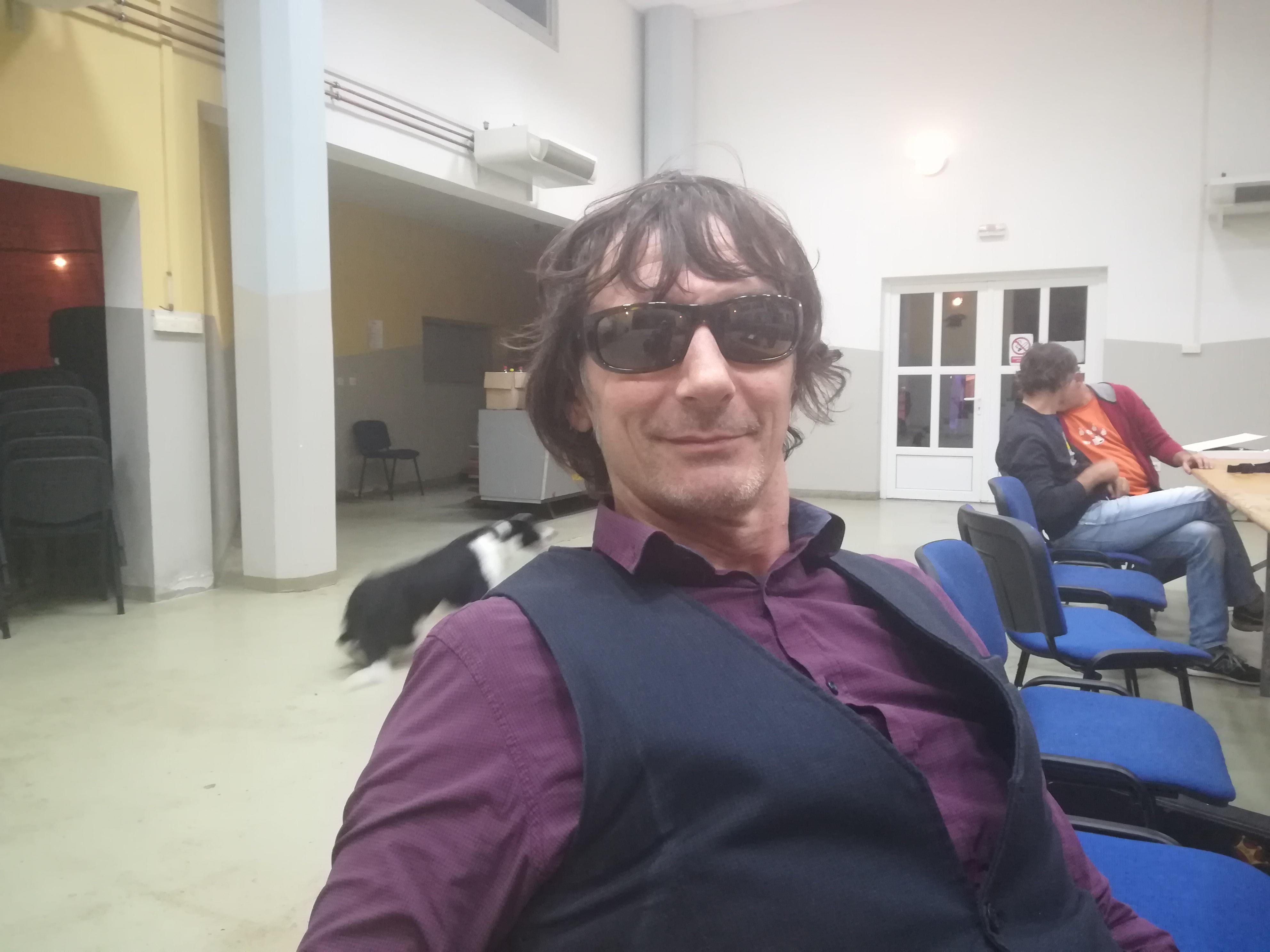 Davor Gobac, Kamanje, 8. 9. 2018. Foto: Marin Bakić